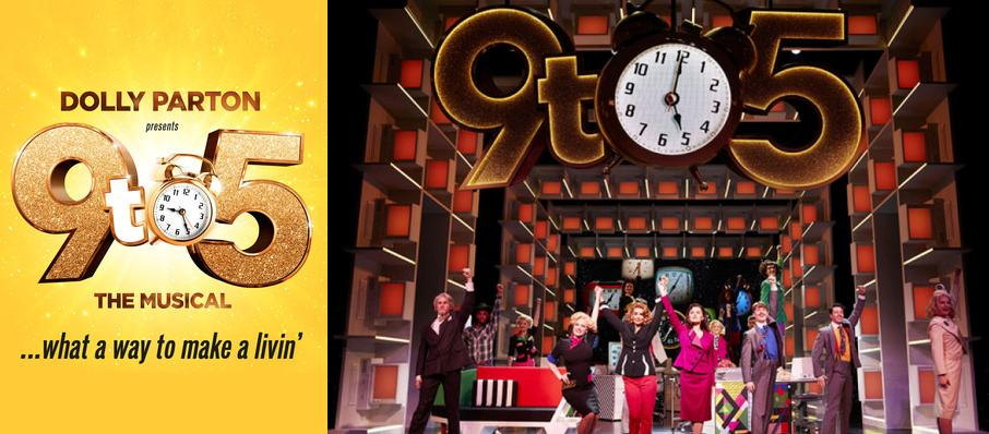 9 to 5: The Musical at Liverpool Empire Theatre