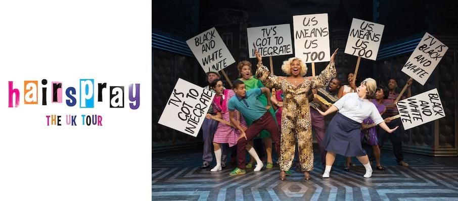 Hairspray at Liverpool Empire Theatre