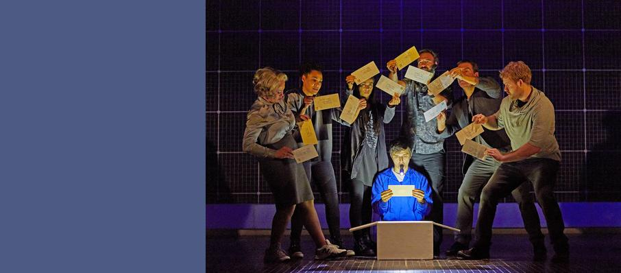 The Curious Incident of the Dog in the Night Time, Troubadour Wembley, Liverpool