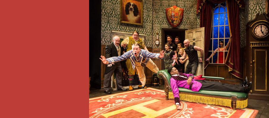 The Play That Goes Wrong, Duchess Theatre, Liverpool