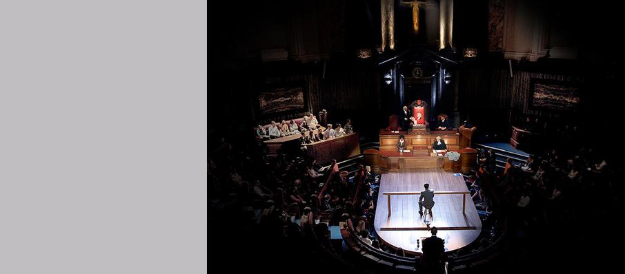 Witness for the Prosecution, London County Hall, Liverpool