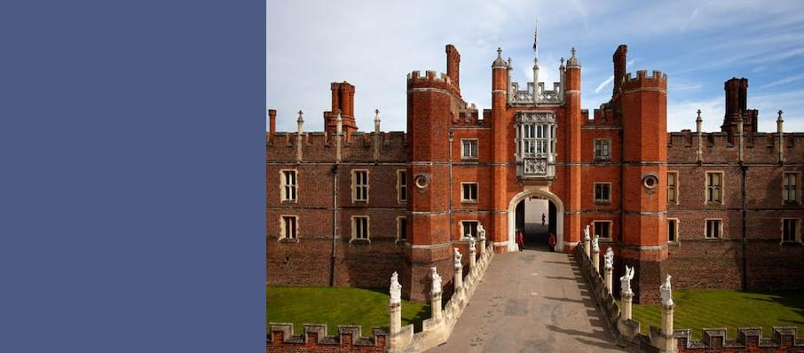 Hampton Court Palace, Hampton Court Palace, Liverpool