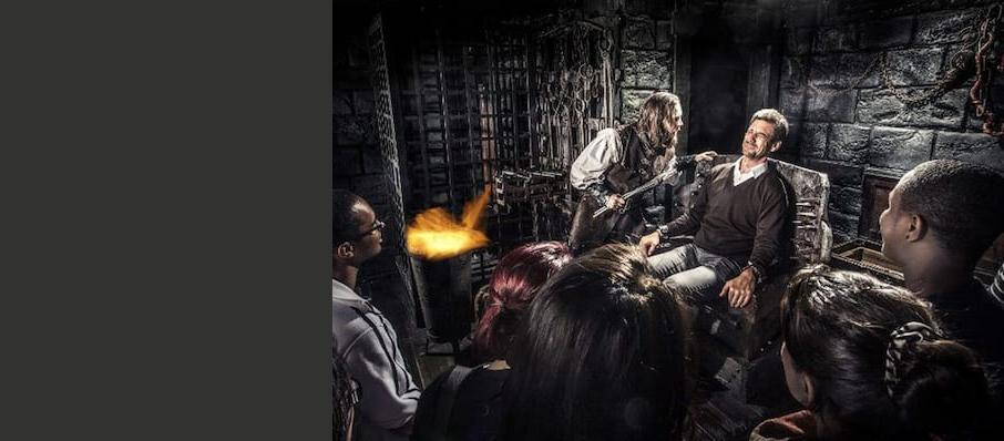 London Dungeon, London Dungeon, Liverpool