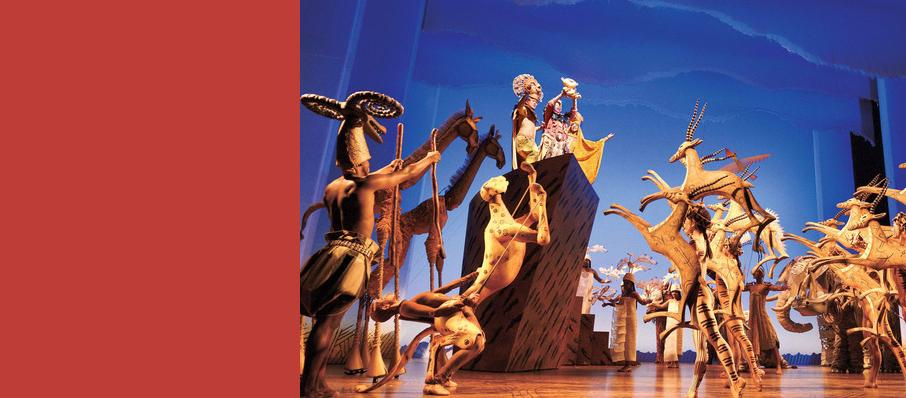 Lion King, Lyceum Theatre, Liverpool