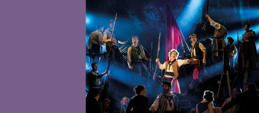 Les Miserables, Sondheim Theatre, Liverpool