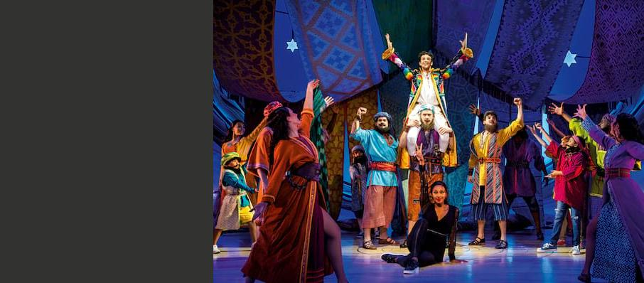 Joseph And The Amazing Technicolour Dreamcoat, London Palladium, Liverpool