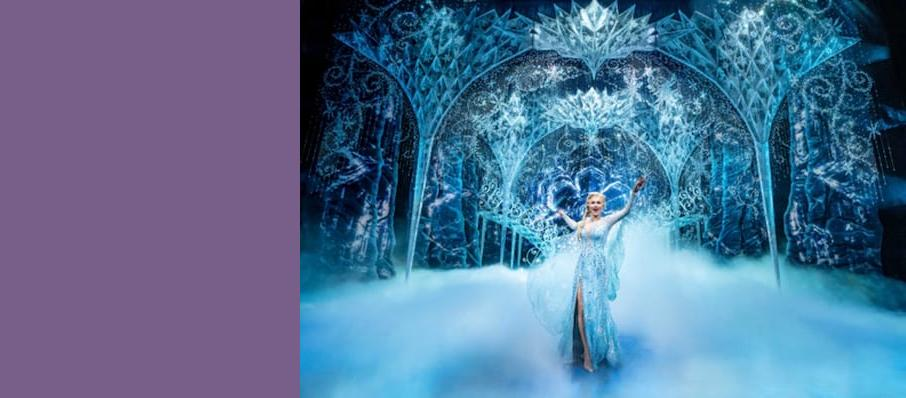 Disneys Frozen The Musical, Theatre Royal Drury Lane, Liverpool