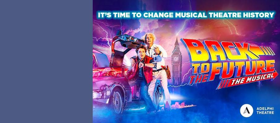 Back To The Future The Musical, Venue To Be Confirmed, Liverpool