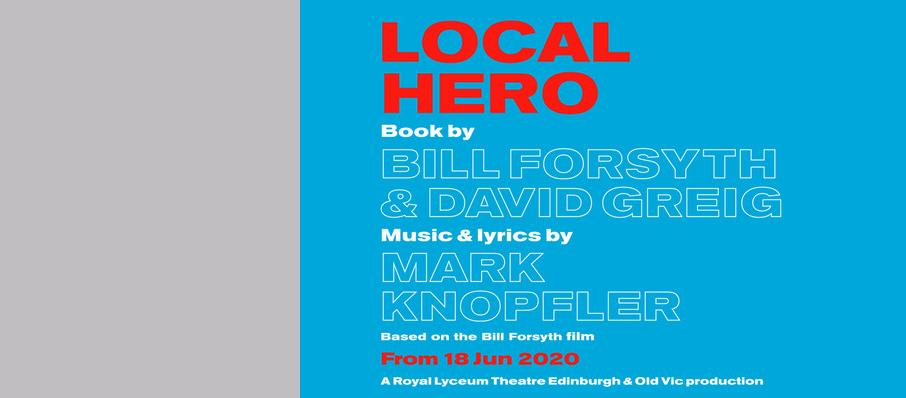 Local Hero, Old Vic Theatre, Liverpool
