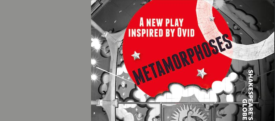 Metamorphoses, Sam Wanamaker Playhouse, Liverpool