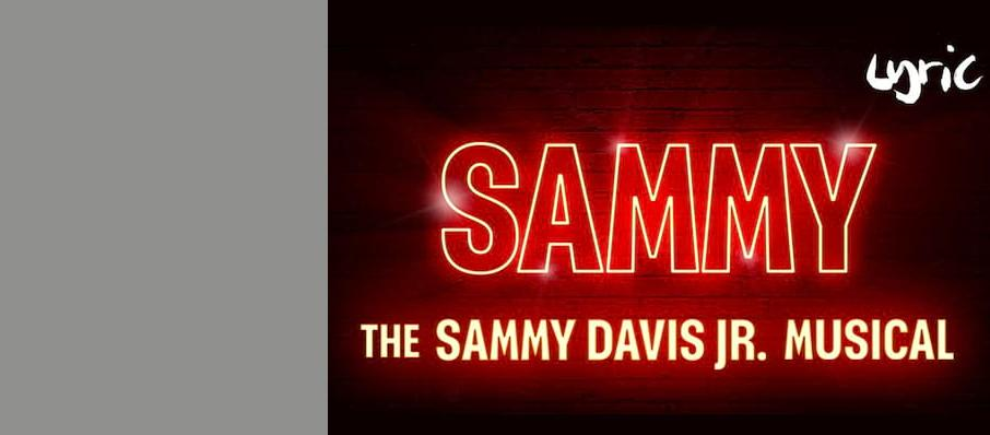 Sammy, Lyric Hammersmith, Liverpool