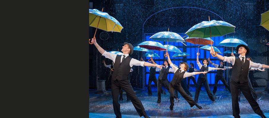 Singin In The Rain, Sadlers Wells Theatre, Liverpool