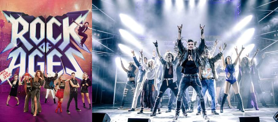 Rock of Ages, New Wimbledon Theatre, Liverpool