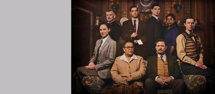 The Mousetrap, St Martins Theatre, Liverpool