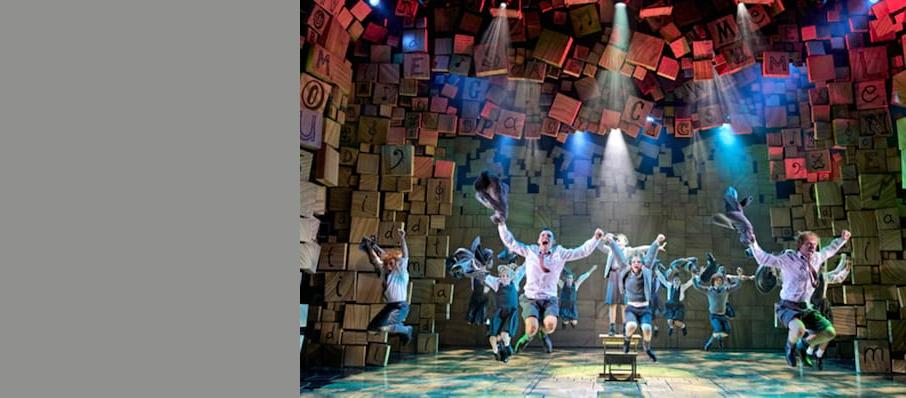 Matilda The Musical, Cambridge Theatre, Liverpool