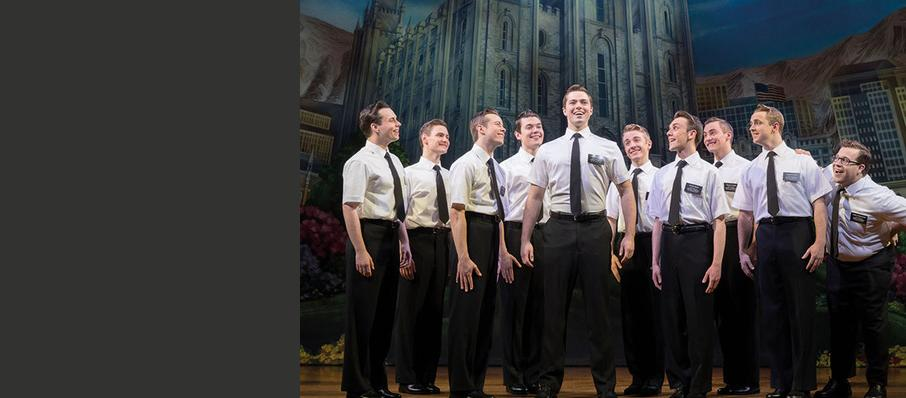 Book of Mormon, Prince of Wales Theatre, Liverpool